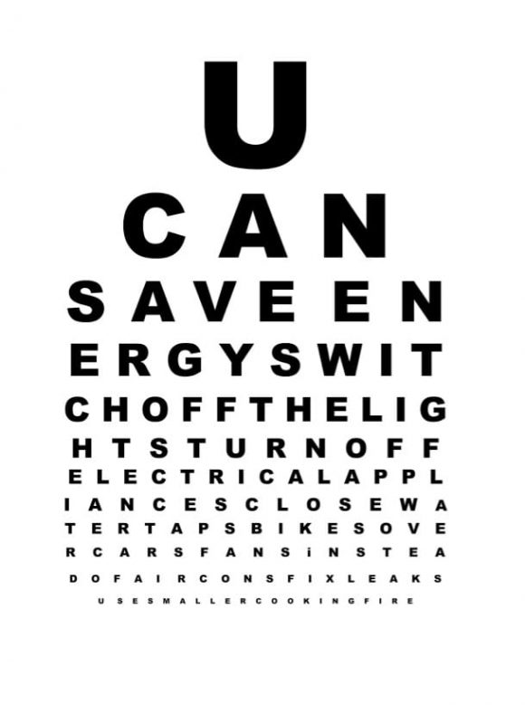 photo relating to Children's Eye Chart Printable named 50 Printable Eye Check Charts - Printable Templates