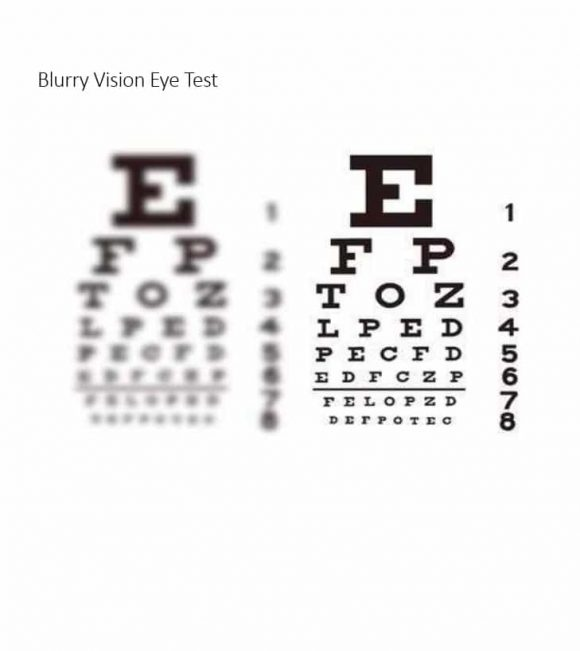 image regarding Children's Eye Chart Printable identify 50 Printable Eye Try out Charts - Printable Templates