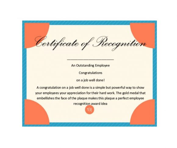 Certificate of Recognition 03