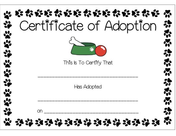 adoption certificate 36