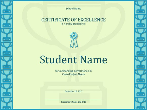 certificate of excellence 02