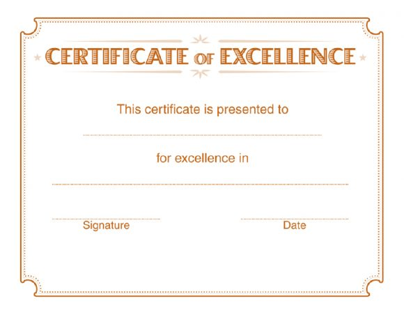 certificate of excellence 05