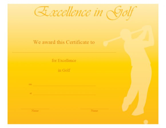 certificate of excellence 34
