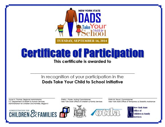 certificate of participation 30