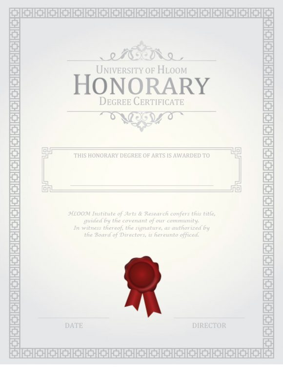 graduation certificate 28