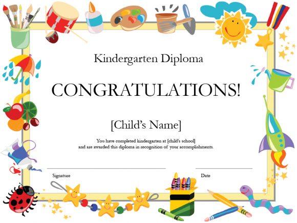 graduation certificate 31