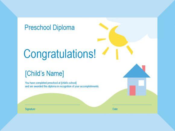 graduation certificate 33