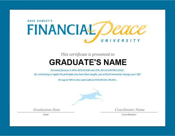 graduation certificate 34