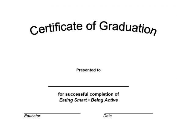 graduation certificate 38