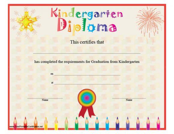 graduation certificate 40