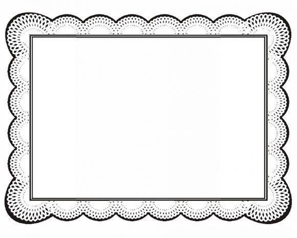 certificate border 03