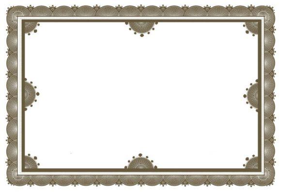 certificate border 06