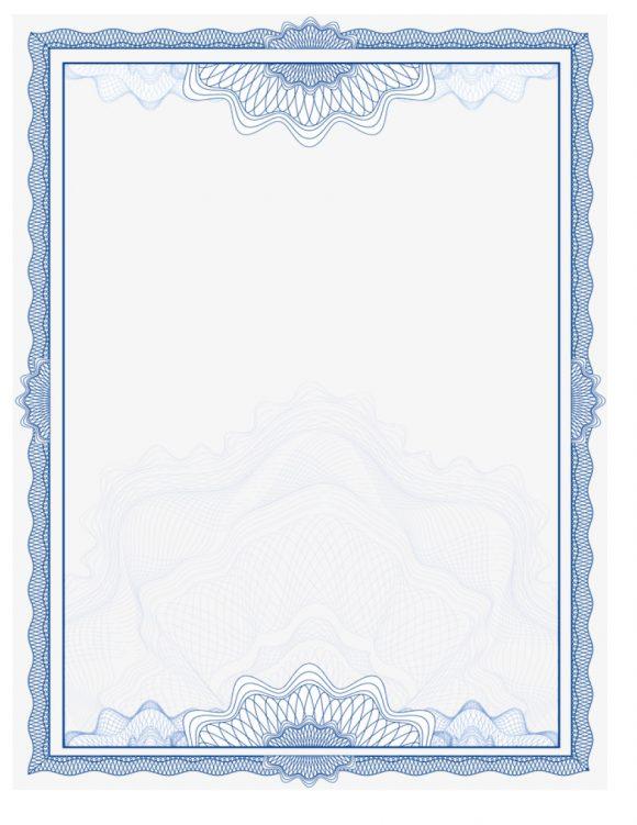 certificate border 09