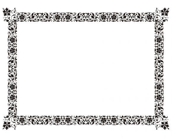 certificate border 15