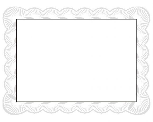 certificate border 18