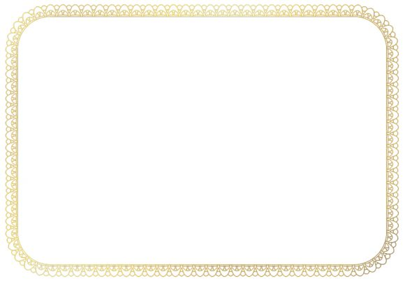 certificate border 22