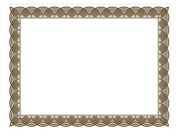 certificate border 29