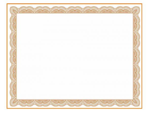 certificate border 31