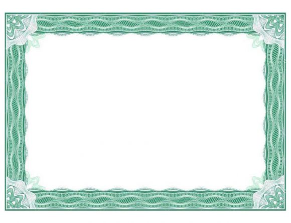 40  beautiful certificate border templates  u0026 designs