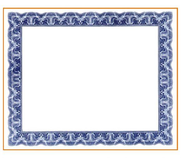 certificate border 33