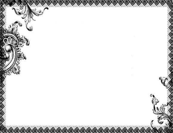 certificate border 36