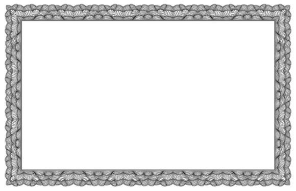 certificate border 39