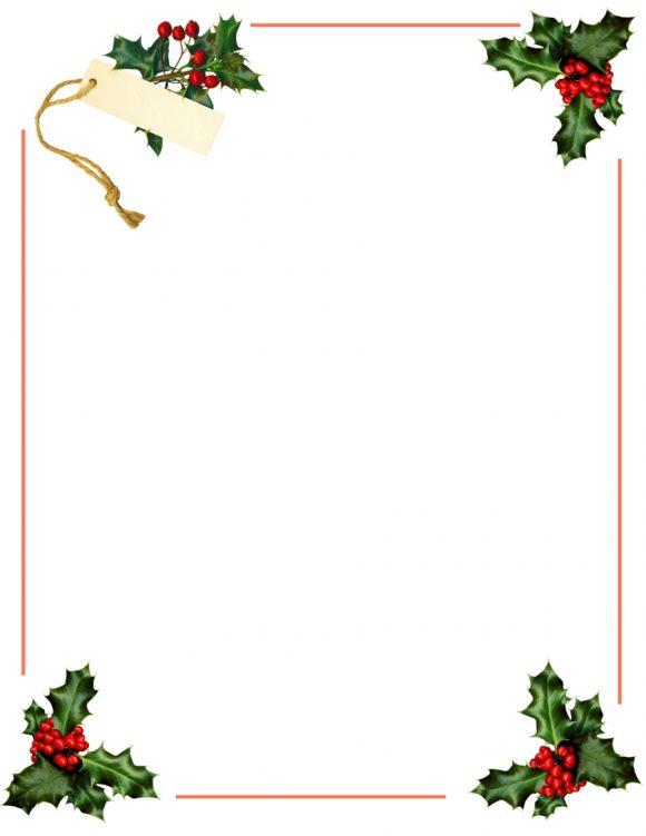 Christmas Border Design.40 Free Christmas Borders And Frames Printable Templates