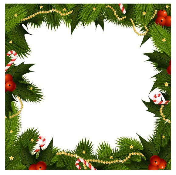 christmas borders 02