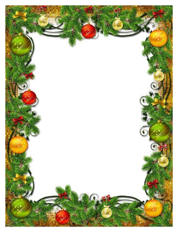christmas borders 03