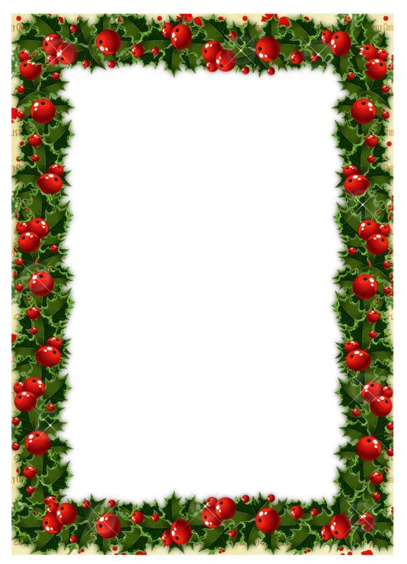 christmas borders 07