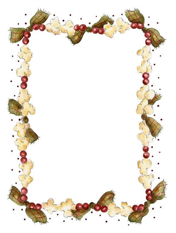 christmas borders 09