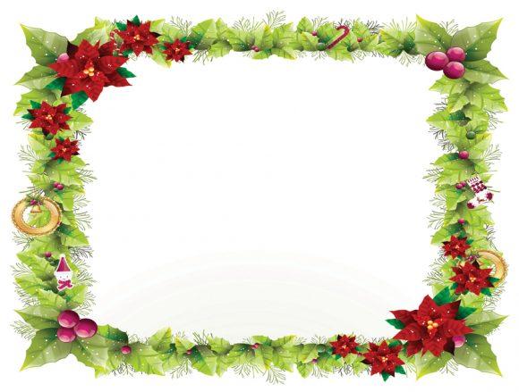 christmas borders 10