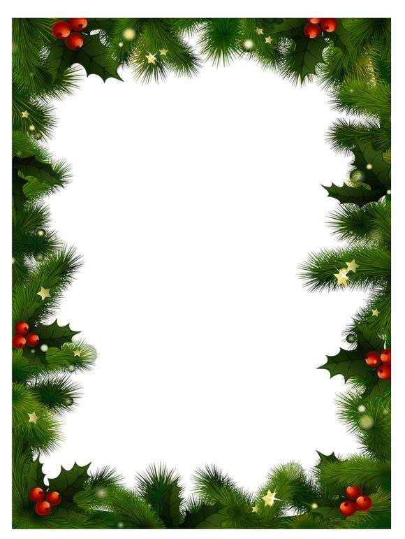 christmas borders 11