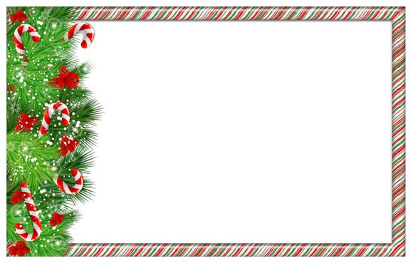 christmas borders 13