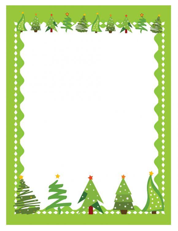 christmas borders 25