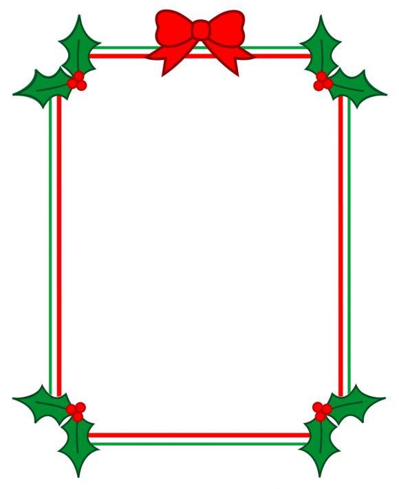 christmas borders 27