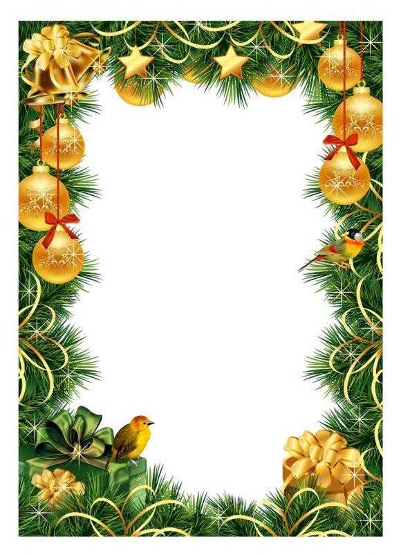 christmas borders 29