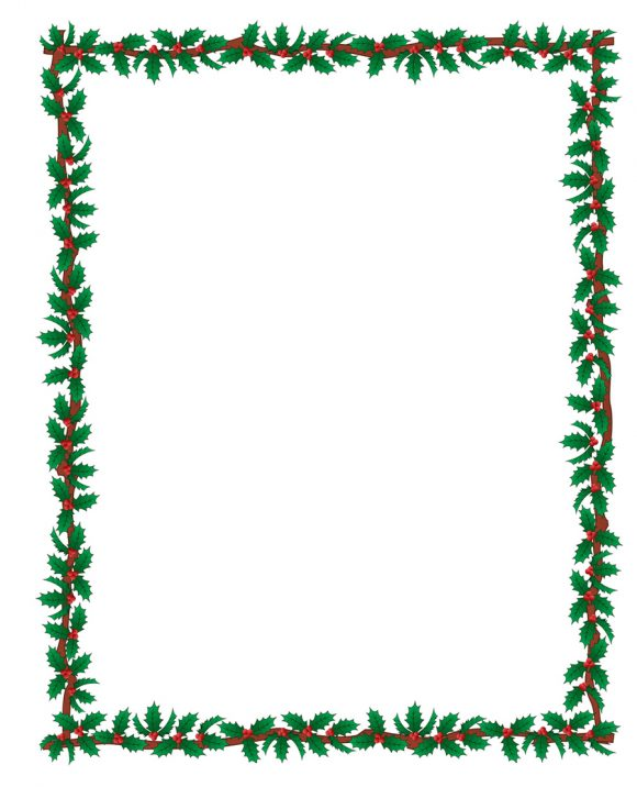 christmas borders 36