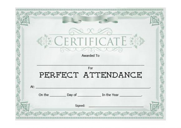perfect attendance award 06