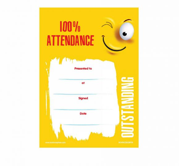 perfect attendance award 38