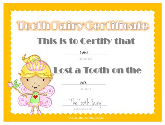 tooth fairy letter 17