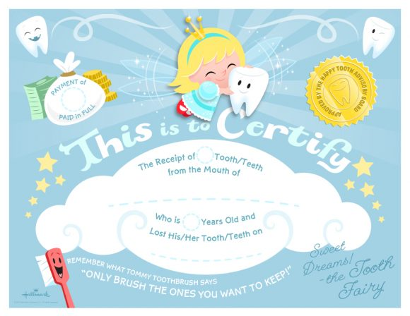 tooth fairy letter 37