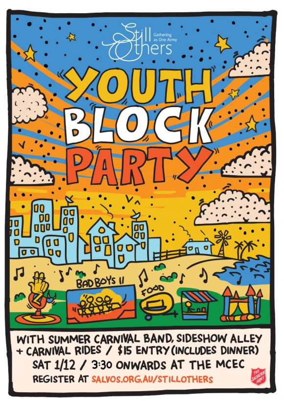 block party flyer 27