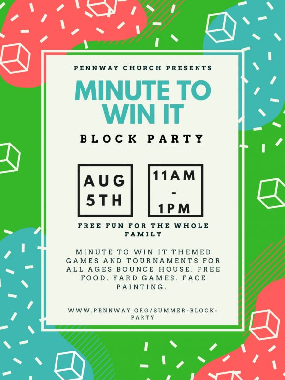 block party flyer 28