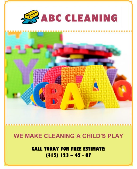 cleaning flyers 01