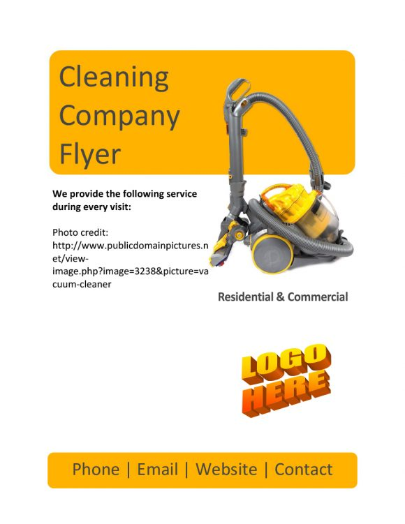 cleaning flyers 05