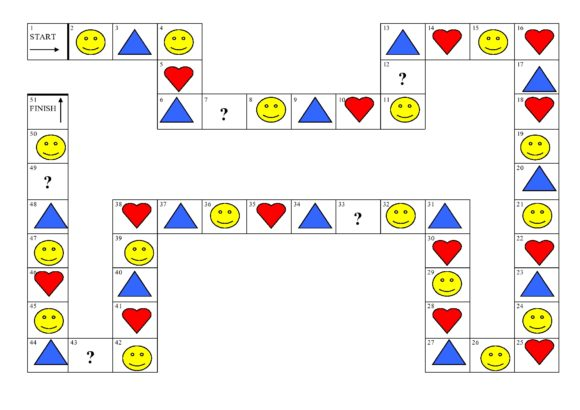 board game template 03