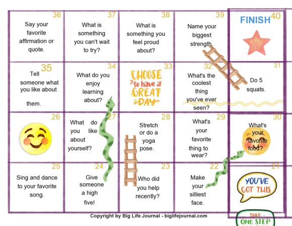 board game template 19