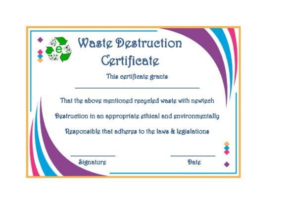 certificate of destruction 05