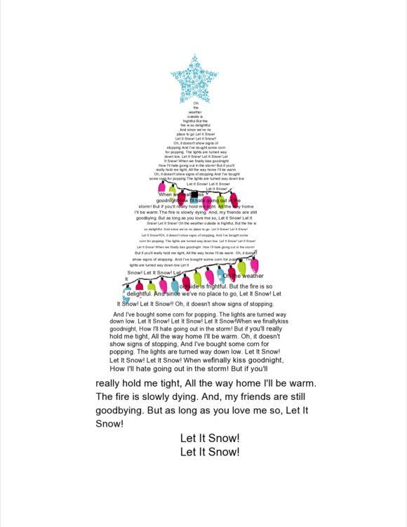christmas tree template 02